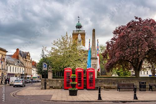 Northampton England UK Poster