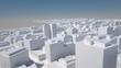 Abstract urban landscape, 3 d render - 139523886