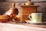 Tazzina da caffè con set country