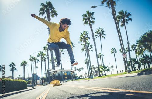 Poster Skateboarder