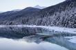 Winter on the Lutak Inlet