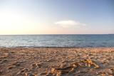 landscape ocean beach sunset