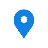 Essential Icons - Location (Flat) - 139688871