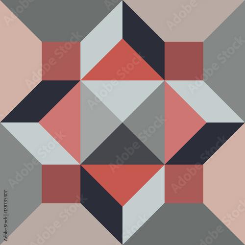 Vintage tiles - 139735407