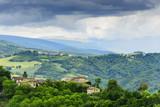 Typical landscape Marche