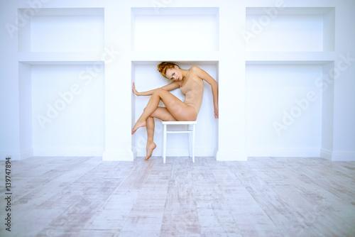 Poster graceful dancer