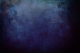 blue grungy canvas background or texture - 139751008
