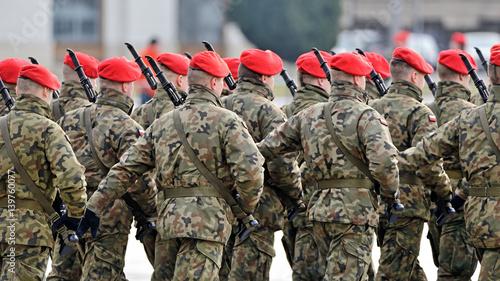 Polskie wojsko.