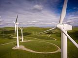 Windmill - Wind Turbine on Hill - 139785021