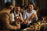 Pub Food And Drinks - 139808491