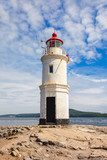 Lighthouse Tokarevskiy Egersheld, Vladivostok