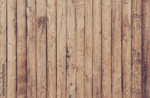 Wooden Wall Photo Backdrop - 139866460
