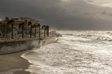 Sicily storm