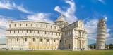 Placu Cudów, Bazyliki i Krzywej Wieży. Piza, Włochy.