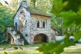 Klemensów, Michałów , domek przy bramie wjazdowej, dom strażnika