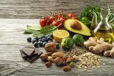 Fototapety Healthy food