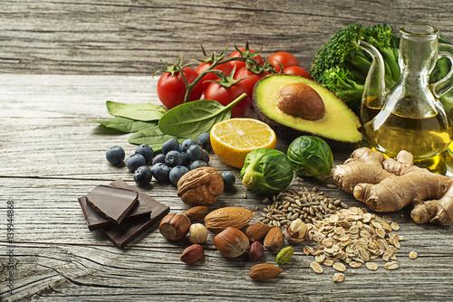Foto Murales Healthy food