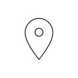 Location Icon Vector  - 139946071