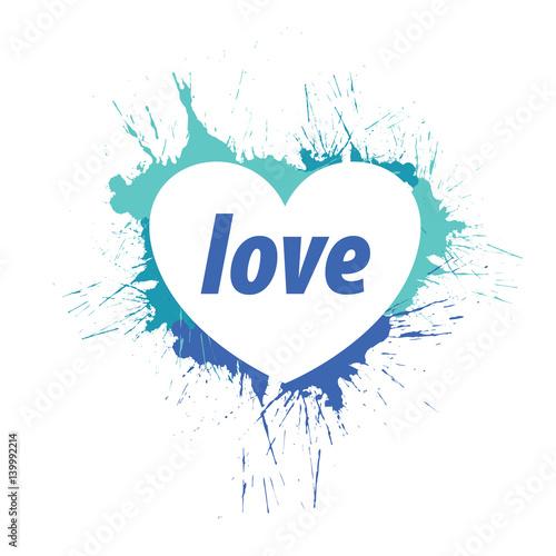 logo heart splash © butenkow