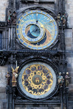 Prague, astronomical clocks