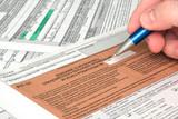 Zeznanie podatkowe dla Urzędu Skarbowego - 140000419