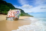 ship wreck coast bali indonesia