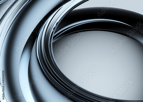 modern metallic abstract background