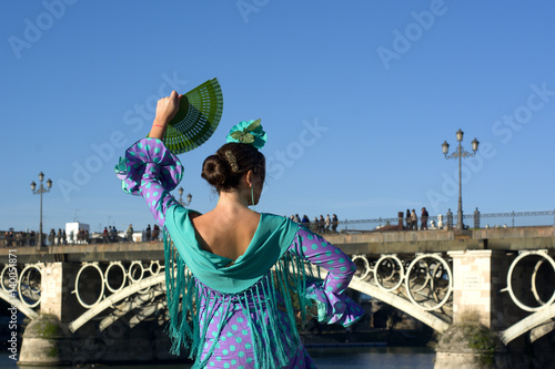 Seville, Spain, joy and happiness