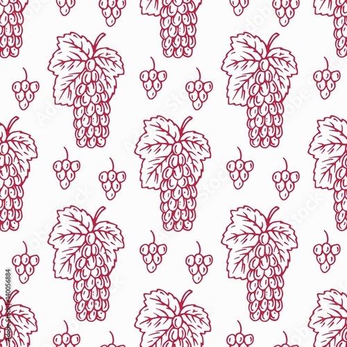Seamless pattern, background, drawn by hand.