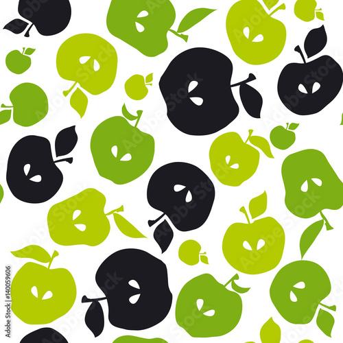 wzor-owocow-jablko-dla-tkaniny-tlo-papier-pakowy-powtarzalny-projekt-powierzchni-do-kuchni-w-prostym-plaskim-uroczym-stylu