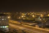 City night landscape