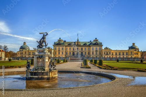 Drottningholm Palace, Stockholm Poster