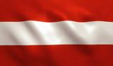 Austrian Flag - 140141427