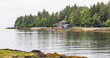 Huge Cabin on Alaskan Shore