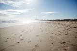 beach, sunset, sea, evening, road, nature, light,, summer, ocean, water, sunrise, sky,