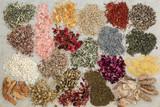 Fototapety Ingredients to Heal Skin Disorders