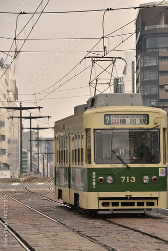 Poster 路面電車