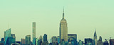 Manhattan skyline panorama, New York City - 140229897