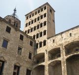 Barcelona (Spain): gothic quarter