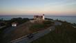 Sunset at Nobska Lighthouse Falmouth MA