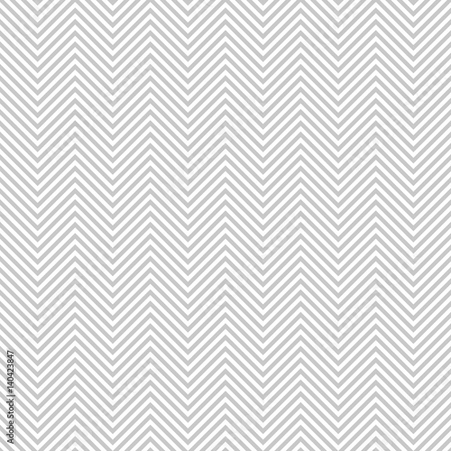 Pattern stripe seamless gray and white colors. Wave pattern stripe abstract background vector. - 140423847