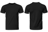 Black t-shirt, clothes - 140476679