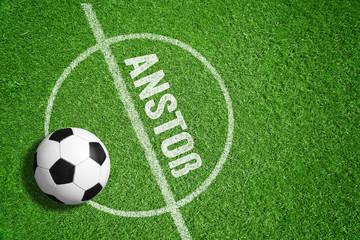 Anstoß / Fußball