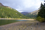 Nature of the Jefferson Lake Recreation Area, Colorado