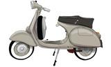 vintage scooter,vespa
