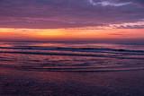 Evening over Formby Beach