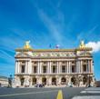Palais or Opera Garnier facade