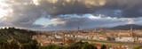 Panoramica di Firenze, Toscana, Italia