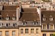 Vista dei tetti di Parigi
