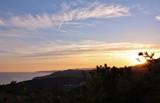 Veduta dal parco del Beigua, Arenzano, Liguria